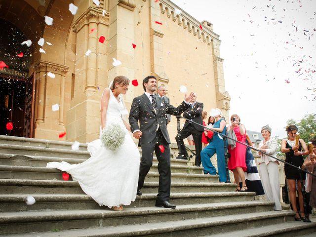 La boda de Ernesto y Elvira en Getxo, Vizcaya 17