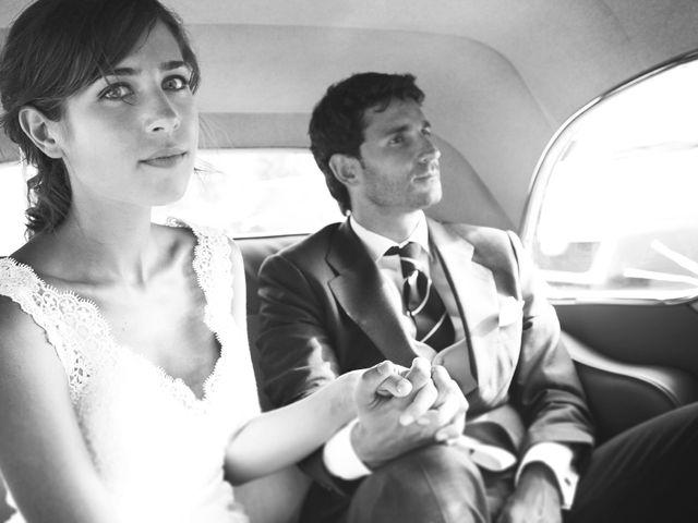 La boda de Elvira y Ernesto