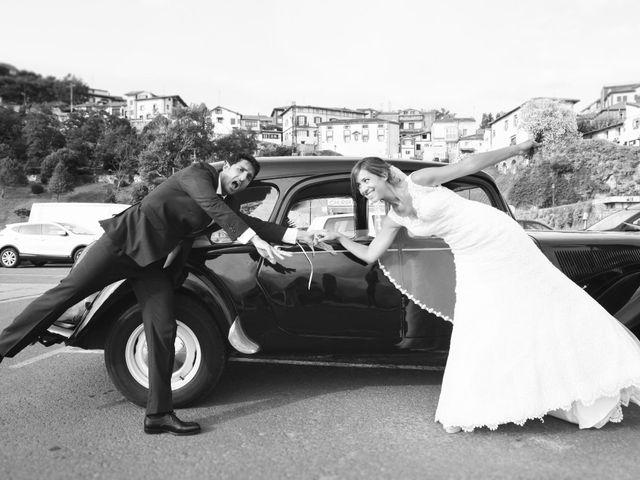 La boda de Ernesto y Elvira en Getxo, Vizcaya 22