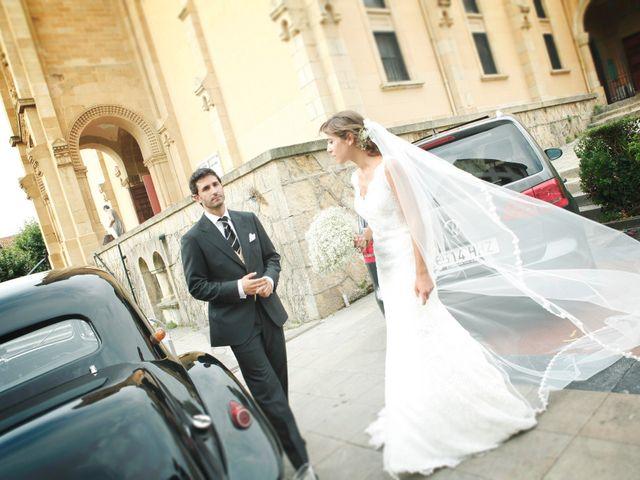 La boda de Ernesto y Elvira en Getxo, Vizcaya 23
