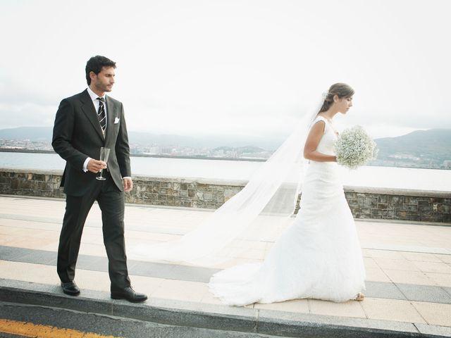 La boda de Ernesto y Elvira en Getxo, Vizcaya 30