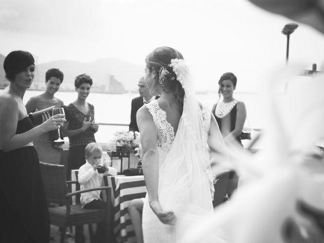La boda de Ernesto y Elvira en Getxo, Vizcaya 34