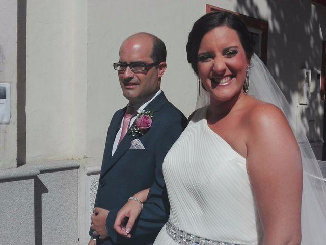 La boda de Marta y Pedro  en Sevilla, Sevilla 1