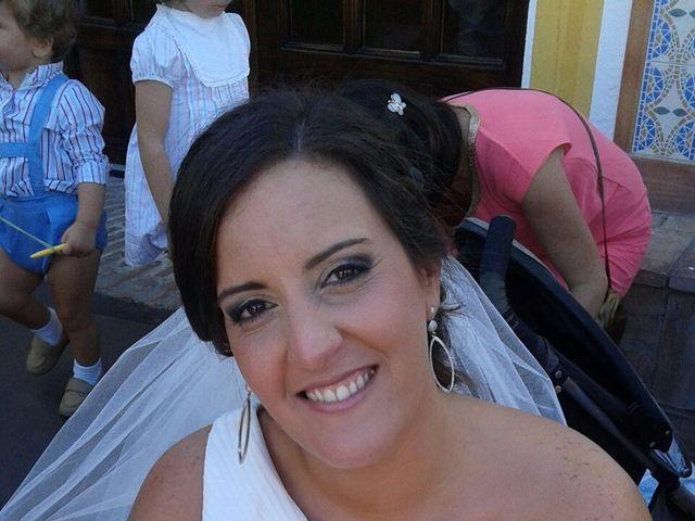 La boda de Marta y Pedro  en Sevilla, Sevilla 3