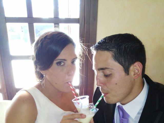 La boda de Marta y Pedro  en Sevilla, Sevilla 5