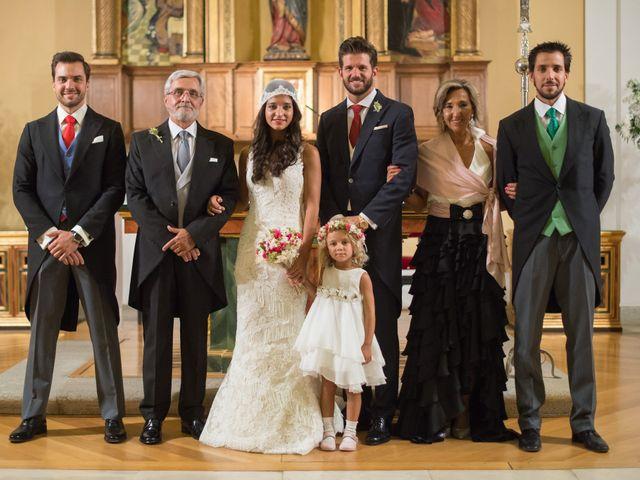 La boda de Carlos y Paloma en Boadilla Del Monte, Madrid 12