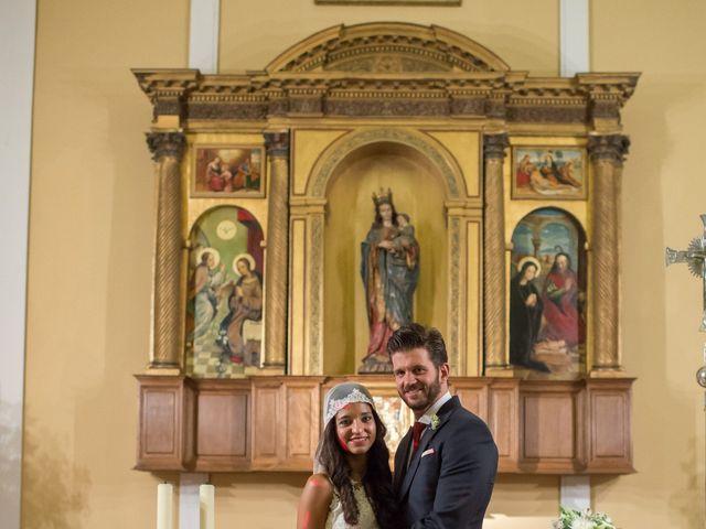La boda de Carlos y Paloma en Boadilla Del Monte, Madrid 14