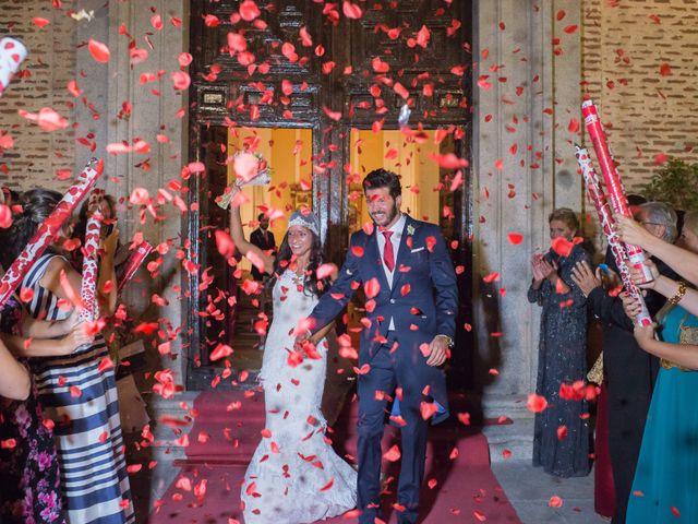 La boda de Carlos y Paloma en Boadilla Del Monte, Madrid 1