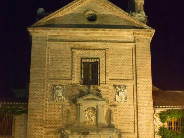 La boda de Carlos y Paloma en Boadilla Del Monte, Madrid 15