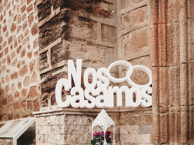 La boda de David y Prado en Salobre, Albacete 17