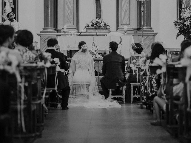 La boda de David y Prado en Salobre, Albacete 19