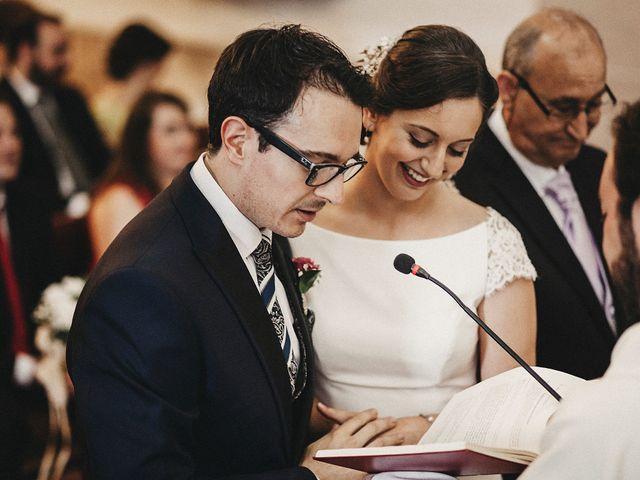 La boda de David y Prado en Salobre, Albacete 20