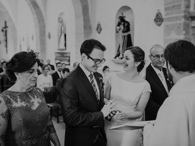 La boda de David y Prado en Salobre, Albacete 21