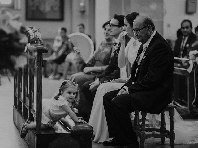 La boda de David y Prado en Salobre, Albacete 22