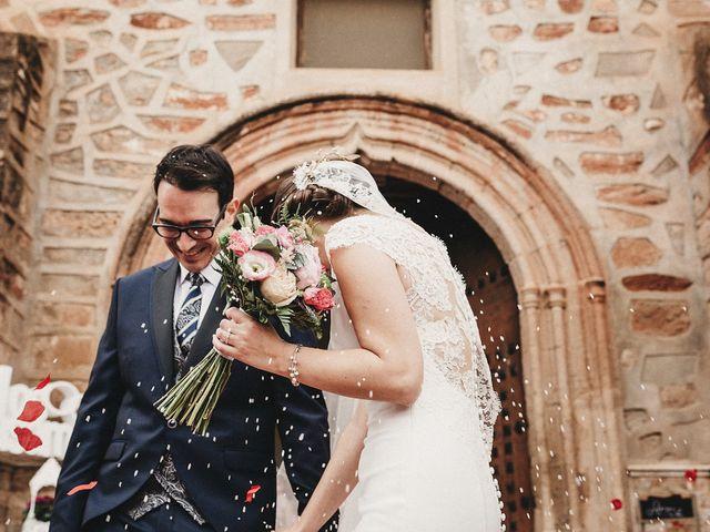 La boda de David y Prado en Salobre, Albacete 23