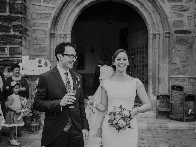 La boda de David y Prado en Salobre, Albacete 24