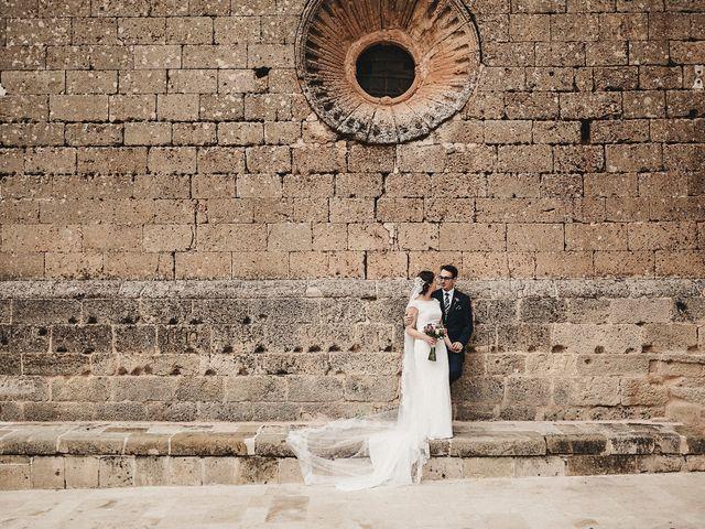La boda de David y Prado en Salobre, Albacete 25