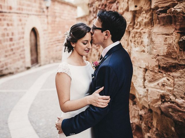 La boda de David y Prado en Salobre, Albacete 27