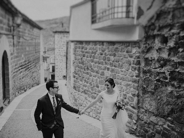 La boda de David y Prado en Salobre, Albacete 28