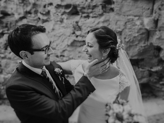 La boda de David y Prado en Salobre, Albacete 30