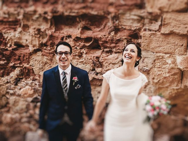 La boda de David y Prado en Salobre, Albacete 31