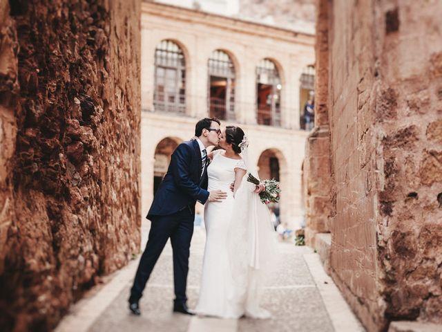 La boda de David y Prado en Salobre, Albacete 33