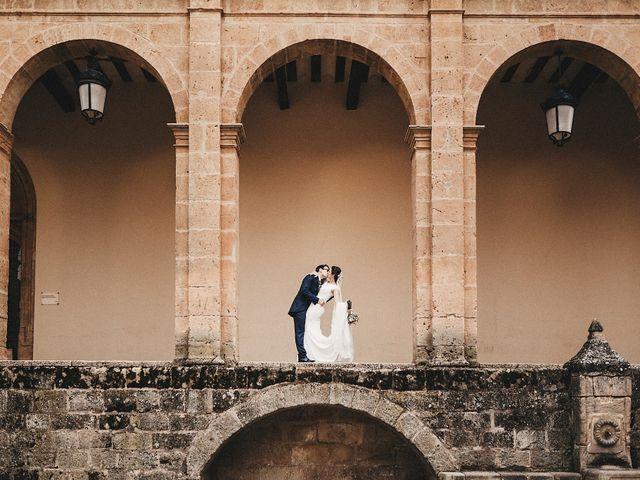 La boda de David y Prado en Albaladejo, Ciudad Real 1