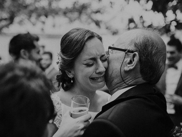 La boda de David y Prado en Salobre, Albacete 44