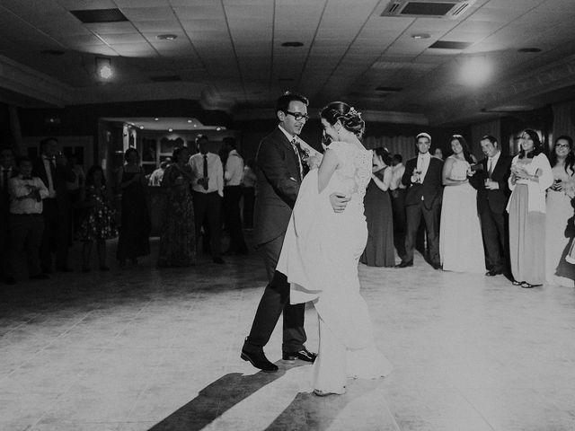 La boda de David y Prado en Salobre, Albacete 53
