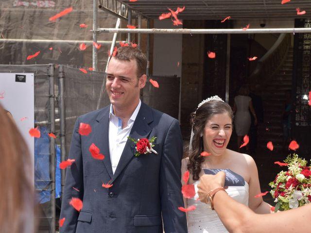 La boda de Atis y Manu