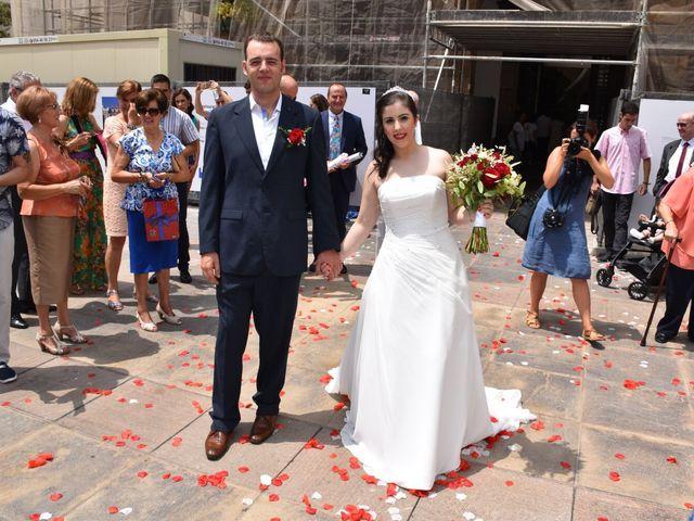 La boda de Manu y Atis en Benicàssim/benicasim, Castellón 1