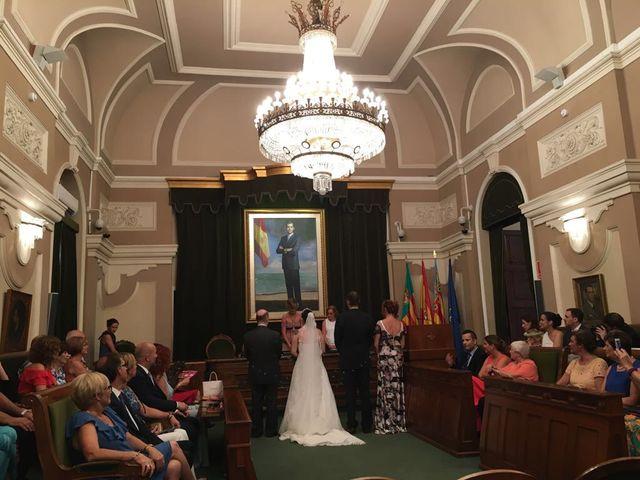 La boda de Manu y Atis en Benicàssim/benicasim, Castellón 3