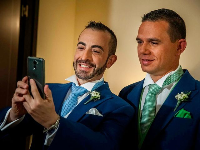 La boda de Jorge y Victor en Cubas De La Sagra, Madrid 20