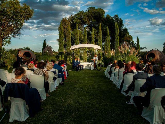La boda de Jorge y Victor en Cubas De La Sagra, Madrid 27