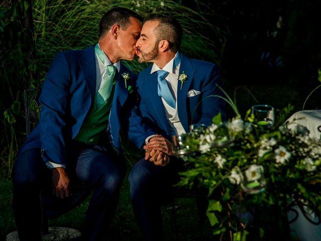 La boda de Jorge y Victor en Cubas De La Sagra, Madrid 28