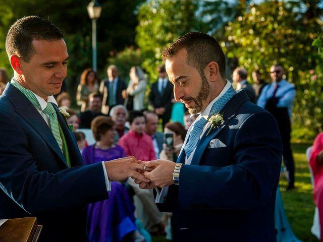 La boda de Jorge y Victor en Cubas De La Sagra, Madrid 30