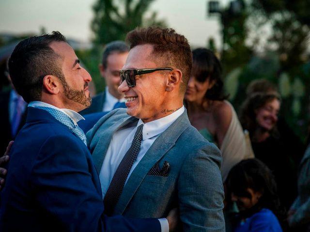 La boda de Jorge y Victor en Cubas De La Sagra, Madrid 37