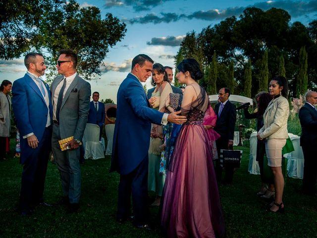 La boda de Jorge y Victor en Cubas De La Sagra, Madrid 38