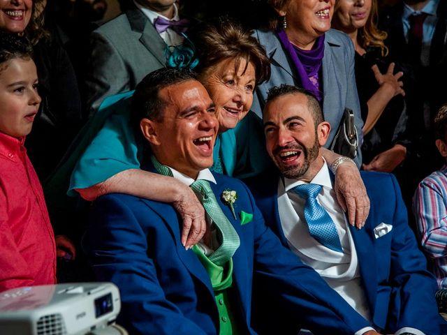 La boda de Jorge y Victor en Cubas De La Sagra, Madrid 44