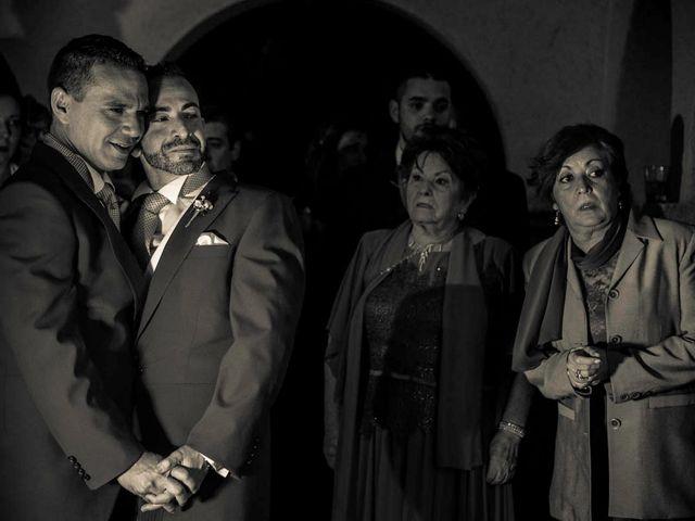 La boda de Victor y Jorge