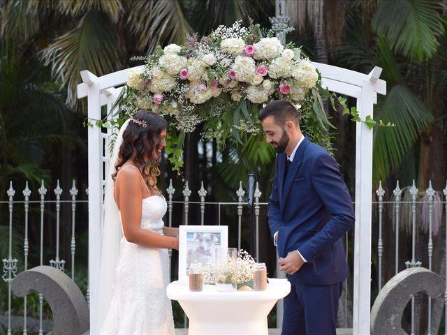 La boda de Estefania y Eldar en Arucas, Las Palmas 5