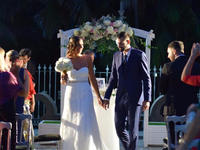 La boda de Estefania y Eldar en Arucas, Las Palmas 7