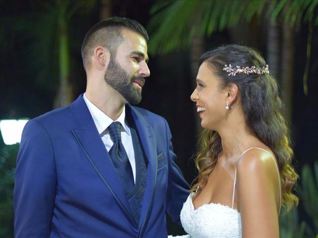 La boda de Estefania y Eldar en Arucas, Las Palmas 10