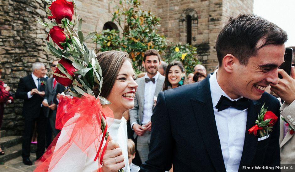 La boda de Joan y Isabelle en Orista, Barcelona