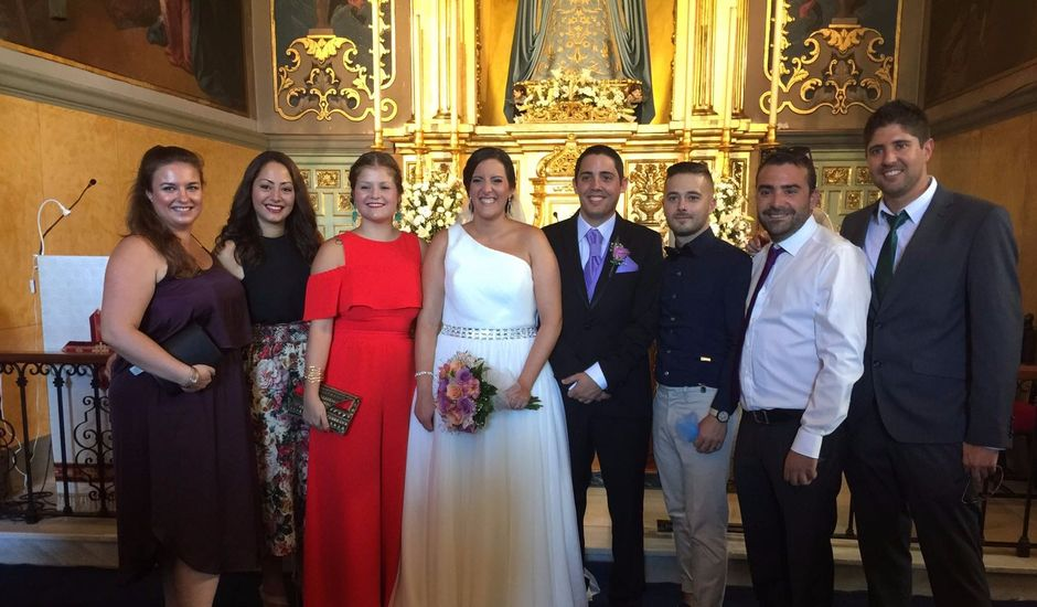La boda de Marta y Pedro  en Sevilla, Sevilla