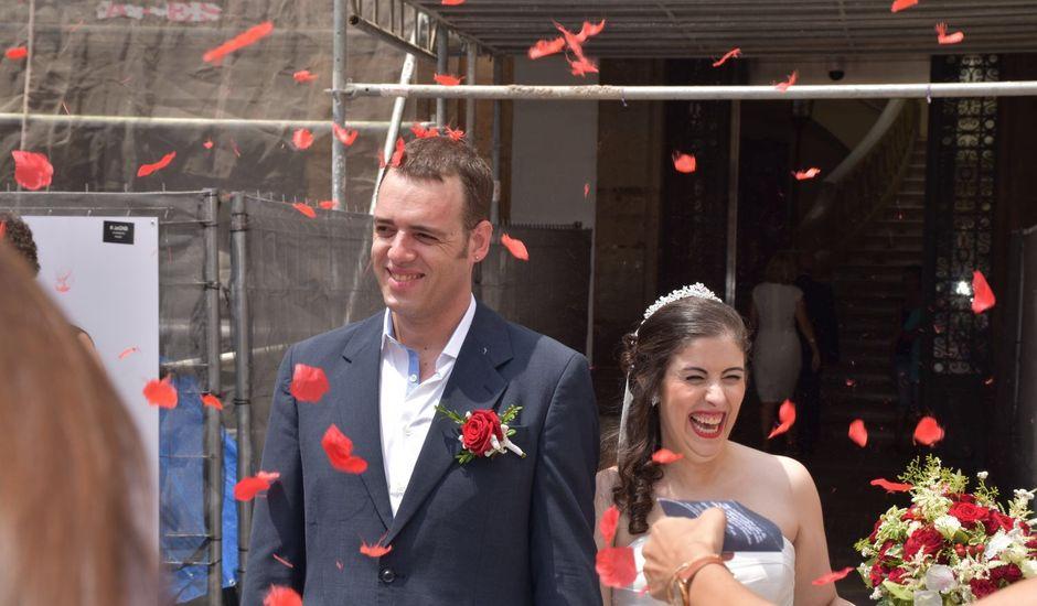 La boda de Manu y Atis en Benicàssim/benicasim, Castellón