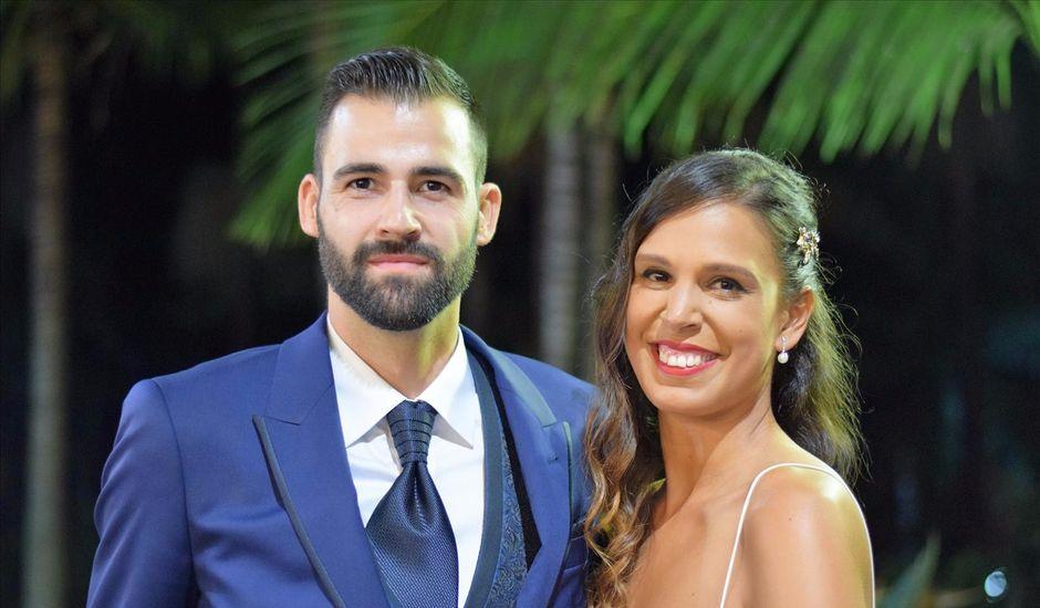 La boda de Estefania y Eldar en Arucas, Las Palmas