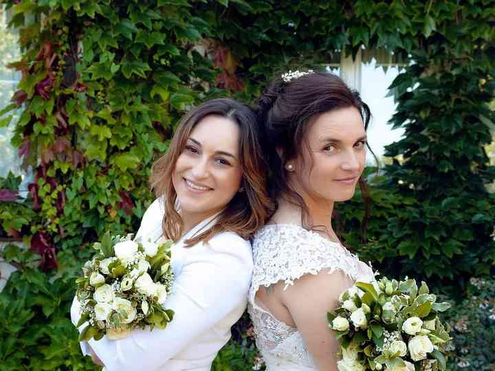 La boda de Carmen y Verónica