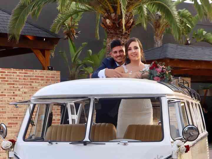 La boda de Sara y Raúl
