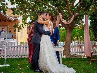 La boda de Librada y Carlos